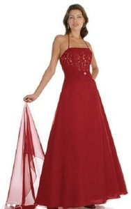 Alexia Designs Claret Style 2412 Dress