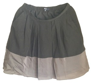 Madewell Skirt Black/Gray
