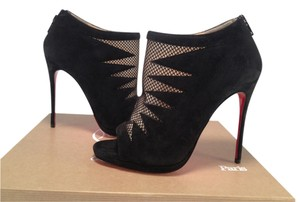 Christian Louboutin Disorder 36 Black Boots