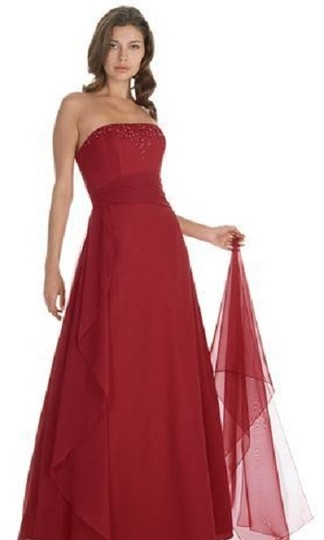 Alexia Designs Claret Style 2402 Dress