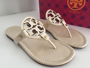 Tory Burch Vanilla Cream Sandals