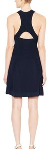 A.L.C. short dress blue Cutout on Tradesy