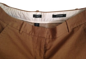 J.Crew City Fit 8 Skimmer Wool Pants