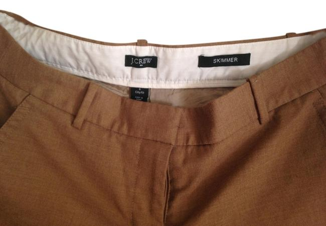 Preload https://item5.tradesy.com/images/jcrew-camel-city-fit-skimmer-wool-pant-suit-size-8-m-5451799-0-0.jpg?width=400&height=650