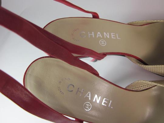 Chanel Leather Pumps
