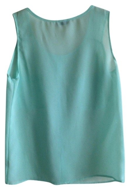 Handmade short dress Seafoam Green/ Mint on Tradesy
