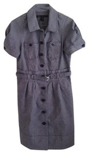 Marc by Marc Jacobs short dress blue (denim) on Tradesy