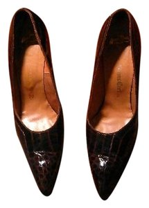 Thos Cort Ltd Brown Pumps