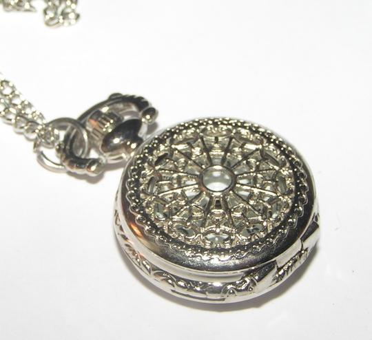 Other BOGO quartz pocket watch style sweater necklace free shipping