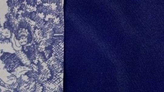 Blue Custom Tolie Runner Reserved For Justine Tablecloth
