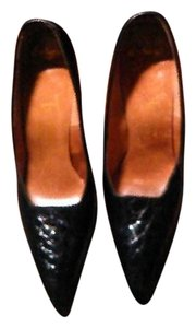 Troylings Black Pumps