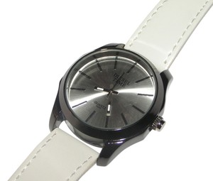 Diesel Time Diesel Time White & Black Mirrored Easy Read Quartz Watch Free Shipping