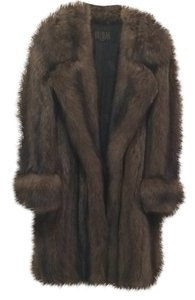 Bill Blass Fur Coat
