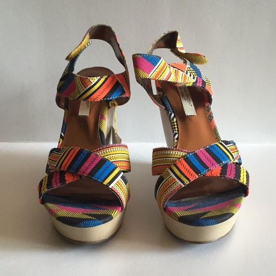 Cynthia Vincent for Target Multicolor Wedges