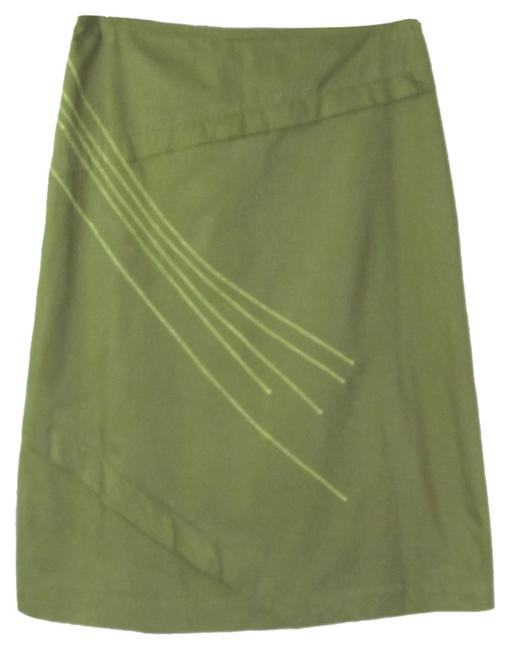 Lux Urban Outfitters Skirt Green