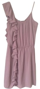 Collective Concepts short dress Mauve on Tradesy