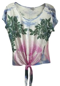 Buffalo David Bitton T Shirt Floral