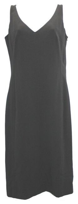 Preload https://item4.tradesy.com/images/piazza-sempione-stretch-black-wool-blend-40-mid-length-workoffice-dress-size-6-s-5455468-0-0.jpg?width=400&height=650