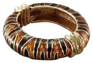 Chico's $20 SALE Mother's Day CELIA Stretch Bracelet Animal Print NWT $49