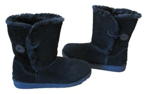 Other Very Good Condition Size 9.00 M Suede Black Boots