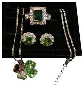 Other Emerald Green Jewelry Bundle