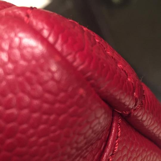 Chanel Tote in Red