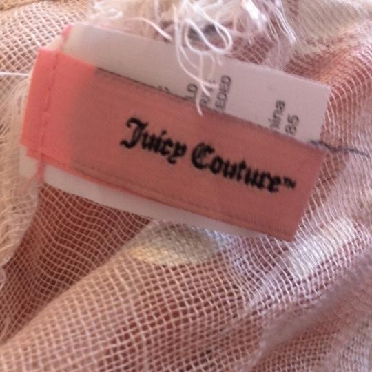 Juicy Couture JUICY COUTURE Infinity Scarf & Brooch