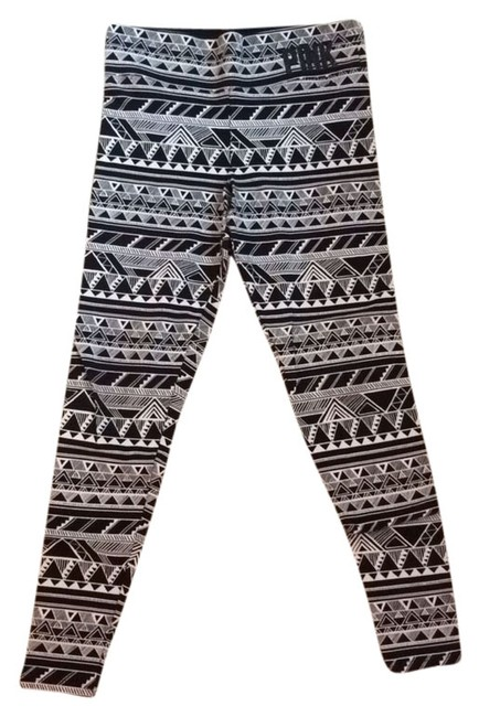 Item - Black and White Pants Size 8 (M, 29, 30)