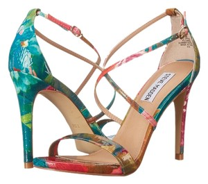 Steve Madden Multi-Color Platforms