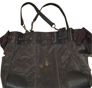 Juicy Couture Satchel in Grey