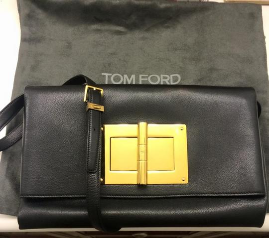 Tom Ford Tomfordclassic Must-have Tomfordnatalia Made In Italy Cross Body Bag