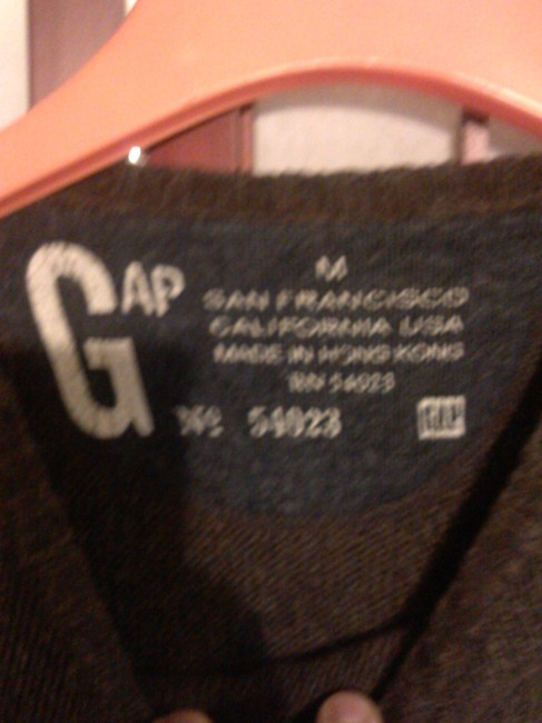 Gap Cotton Wool Nylon Casual Sweater