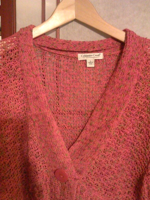 Coldwater Creek Spring Fall Chic Nylon Sweater