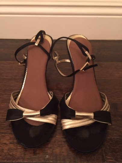 Nicole Miller Black with Gold Formal