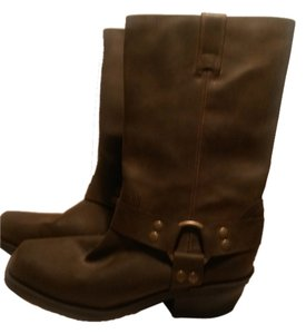 Xhilaration Chocolate Boots