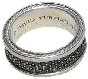David Yurman Streamline Three Row Ring