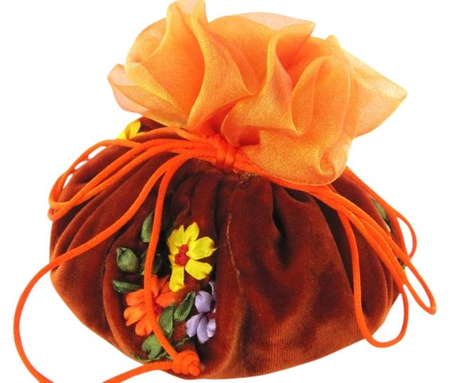 Item - You Pick Jewelry Pouch Brocade Pockets Drawstring Travel Embroidered Jewelry Cosmetic Bag