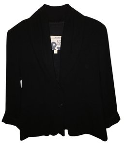 Barneys Co-Op Black Blazer