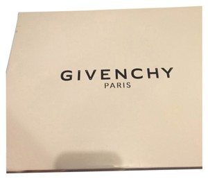 Givenchy Burgundy Flats