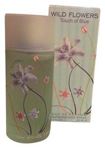 Fedora Wild Flowers Touch of Blue 3.4 oz Eau de Parfum Spray