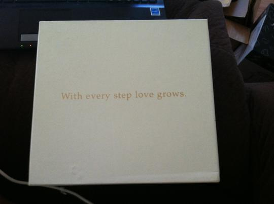 """Photo Album """"With Every Step Love Grows"""""""