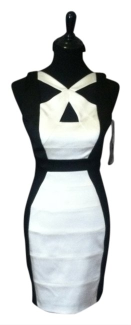 Preload https://item2.tradesy.com/images/jax-dress-black-and-white-5460076-0-0.jpg?width=400&height=650