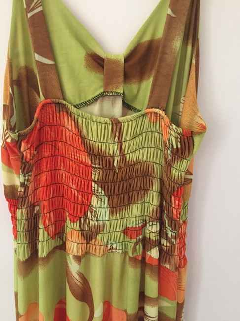 Green Maxi Dress by Other Sundress