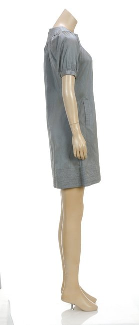 Calypso short dress Gray on Tradesy