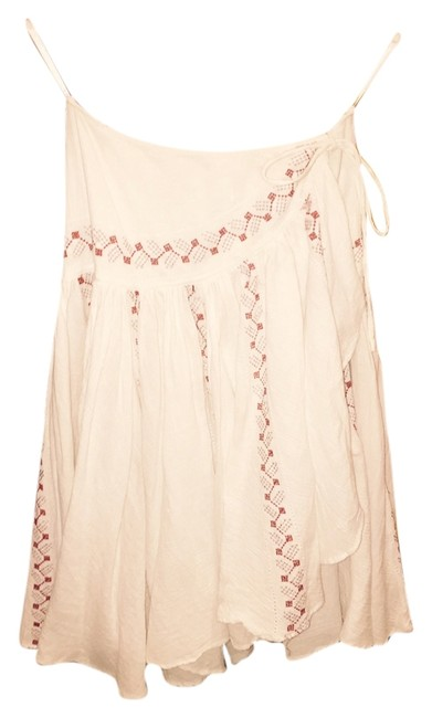 Preload https://item5.tradesy.com/images/french-connection-white-gauze-knee-length-skirt-size-4-s-27-5460889-0-0.jpg?width=400&height=650