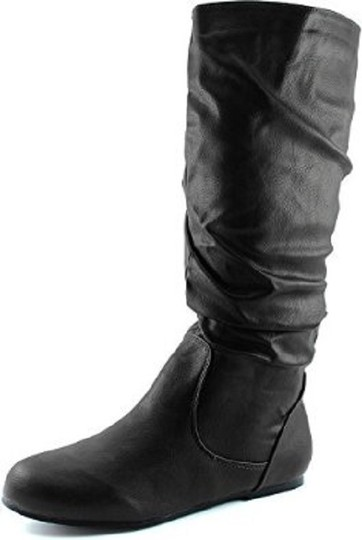 Other Mid Calf Suede Black,White,Camel Seude,Sand PU,Red Seude,brown pu Boots