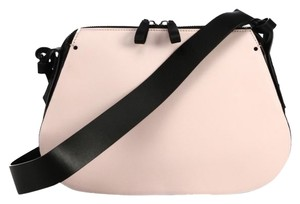Valentino Hobo Crossbody Mime Mime Hobo Mime Crossbody Satchel in Colorblock pink tan NWT Valentino