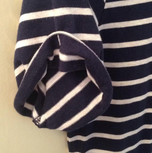 Lucky Brand short dress Navy and white striped on Tradesy Image 5