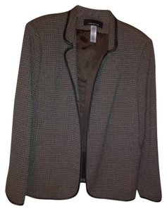 Jones New York Brown, beige Blazer