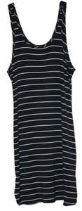 Saint Grace short dress Liberty Whitest Evereve New Blue Stripe on Tradesy